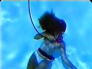 Underwater Michelle