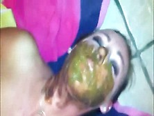 Amateur Scat Couple Play With Their Shit And Eat