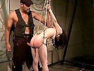 Aleksandra Black Gets Humiliated In The Dungeon