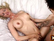 Hot Blonde Milf Gets Fucked Hard