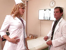 Slutty Nurse Alexis Texas Banged By A Well-Hung Doctor