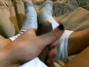 Teen Gay Sex Canadian He Films His Ultra-Cute Feet In A