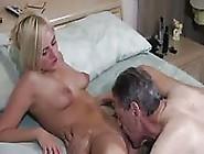 Sampling A Young Blonde