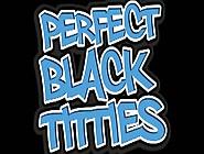 India Jada Fire Perfect Black Titties