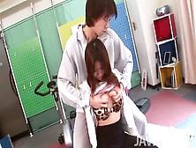 Javhd - Haruna Sakurai Works Her Cute Perky Tits And Cock Suckin