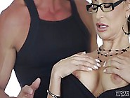 Claudia Valentine Is A Super Hot Babe Who Is Always In The Mood