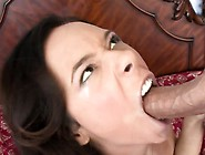 Lustful Arielle Seduces A Police Officer And Deepthroats His Lon