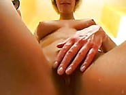 Blonde Milf Shaves Her Pussy For You