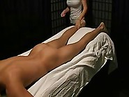 Adorable Masseuse Knows When To Be Naughty With Her Married Clie