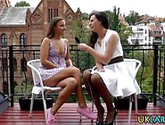 Heeled Brit Mature Rammed Video