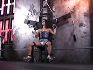 Alluring Mistress Lita Young Tortures Her Beautiful Bounded Slav