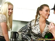 Lesbian Babes Pissing Video