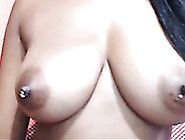 Amazing Solo Clip With Me Milking My Big Natural Tits