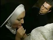 Threesome At The Convent