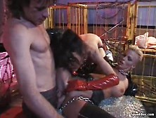 Chained Desire S1 With Jamie Leigh,  Nancy Vee And Dave Hardman