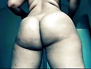 Great Pawg Clapping And Shaking Her Ass Talking Dirty