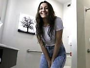 Real Pee Desperation And Jeans Wetting Pissing