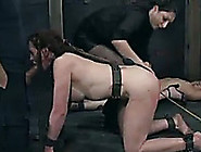 Lusty Redhead Slave Gets Her Ass Hole S6Tretched