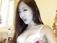 Asian Girl Webcam Lingerie Seduction