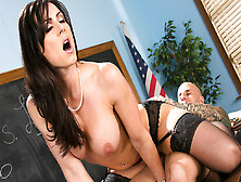 Kendra Lust In Hall Pass Ass,  Scene 6