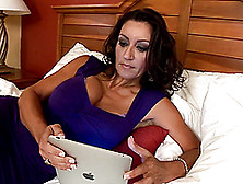 Busty older broad Persia Monir giving large penis oral sex on her knees № 488828 бесплатно