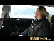 Cute Blonde Had Sex With A Taxi Driver For The First Time,  And S