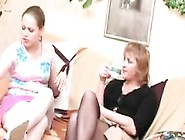 Dirty Girl Seduced By A Mature Woman
