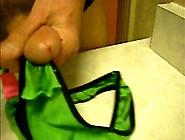 Cum On Her Dirty Panties
