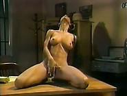 Black Submissive Beauty Sucks Dick Of Her Blond Beefcake Stud Wi