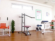 Sports Gym Of Woman