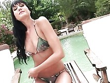Cock-Bursting Anal Milf Sarah Twain Gets A Dp In An Outdoor Thre