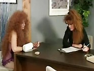 Hermaphrodite Dane Harlow Fucks For A Job