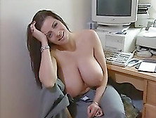 Sexy Milf With Huge Natural Tits