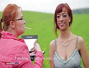Mom And Daughter Lesbian Adventure