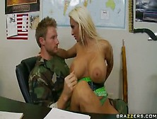 Holly Halston Porn Star Cougar Busty Big Boobs Satisfies Her Pus