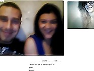 Chatroulette Fake With Russian Couple