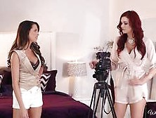 Camera Girl Jayden Cole Gets To Grips With Kortney Kane