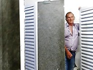 Vovo Peludo Me Punhetando - Brazilian Grandpa