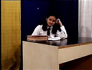 Indian Amateur Schoolgirl Masturbates For You