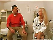 Dutch Doctor Fucked By Her Patient