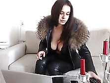 I Could Beat My Meat To This Busty Chick's Solo Session Forever