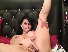 Brunette Full Of Fire Masturbating - Slutcamsfree(Dot)Com