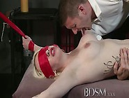 Pleasing British Young Harlot Acting In Amazing Bdsm Porn