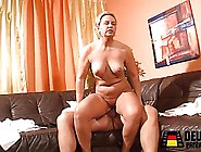 German Woman,  Magdalena Is Getting Nailed After She Sucked Her P