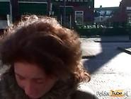 Hollandse Rijpe Milf Pijpt Een Wildvreemde #1