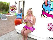Busty Babe Sara St Clair Shows Off Her Curves And Gets Anal Bang
