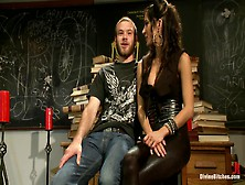 Gia Fucking Dimarco Gives A Prostate Milking So Intense You Have