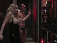 Torture And Pegging In Woman Domination Constrained Video Around