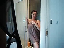 Mommy Talk - Caught Spying. Mp4