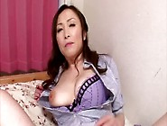 Hd Asian Milf Gets Fucked With A Dildo
